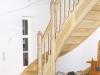 Treppe amerikanische Weißesche
